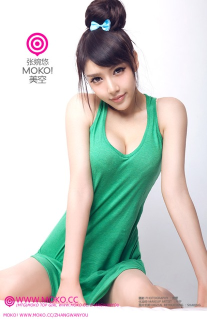 Vivian – Chinese Models Moko Top Girls