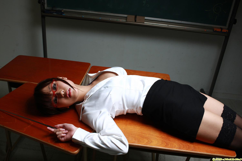 Mai Nishida Hot Teacher  Good Asian Girl-2281
