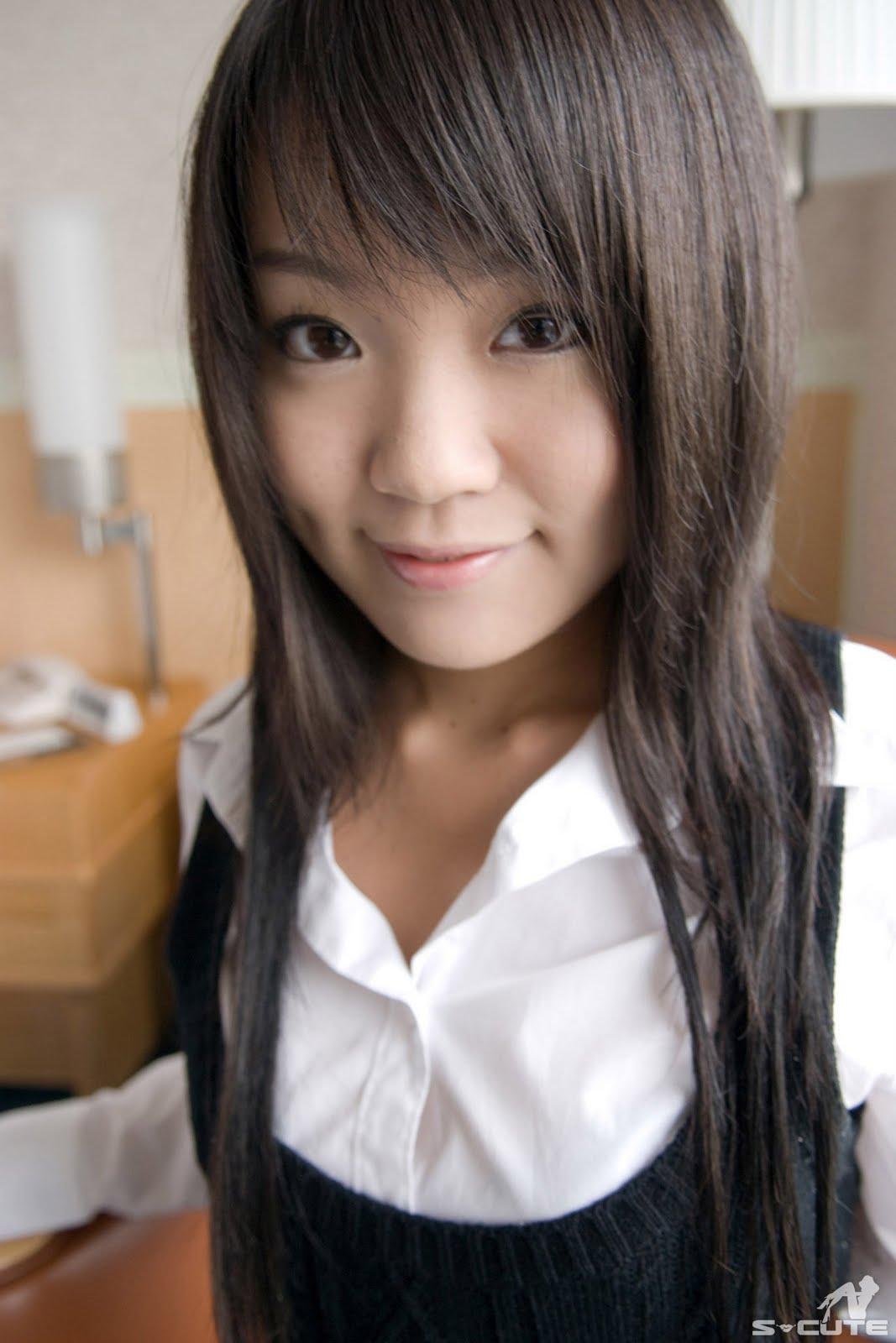 Pretty Japanese Schoolgirls  Good Asian Girl-7170