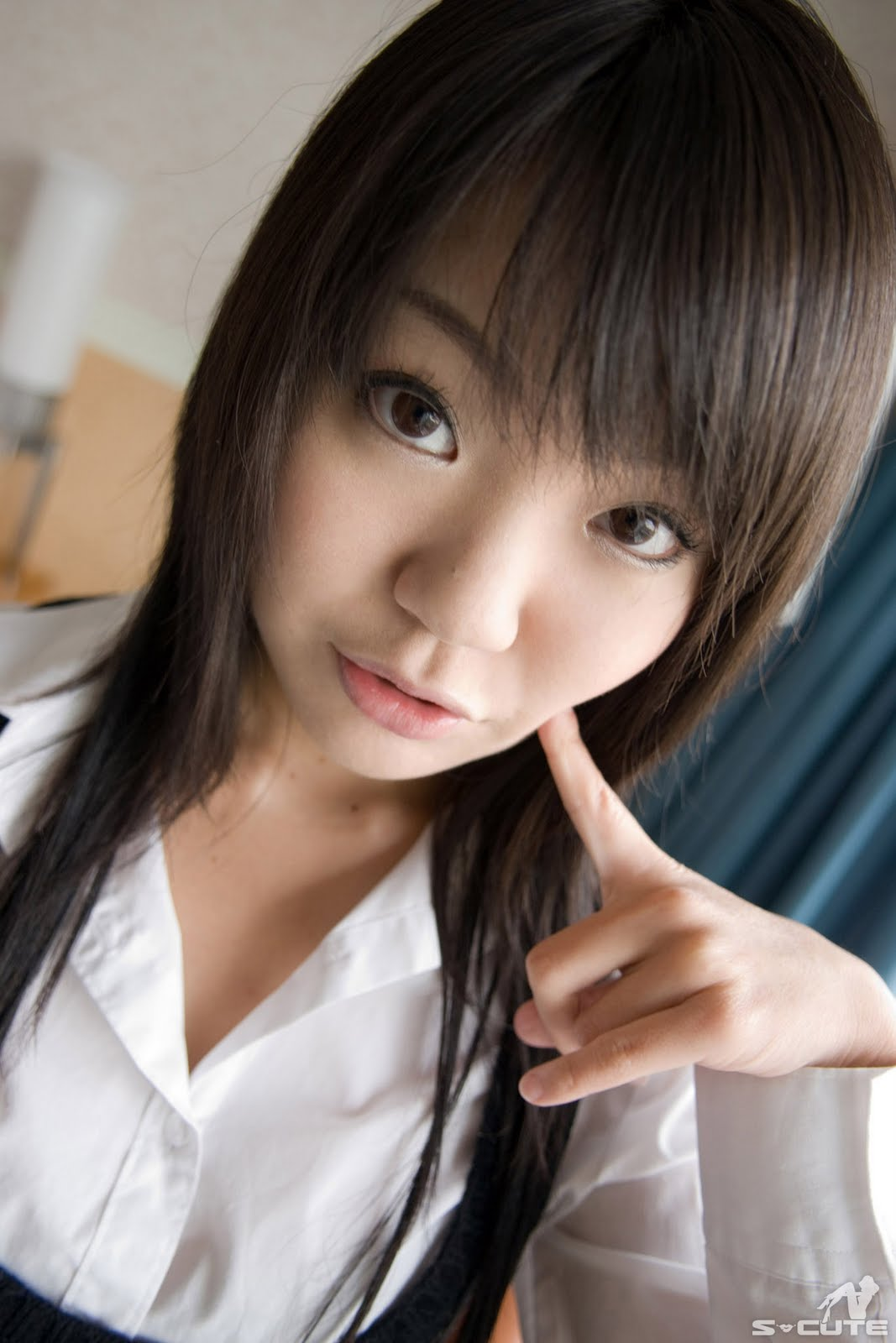 Pretty Girls That Make The World A Little More Beautiful: Pretty Japanese Schoolgirls