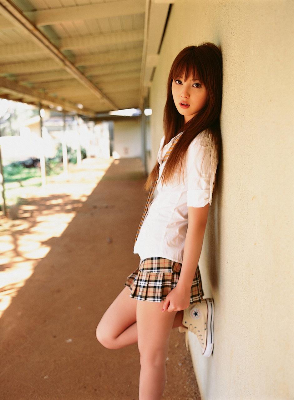 Nozomi Sasaki Japanese Sexy Schoolgirl  Good Asian Girl-2117