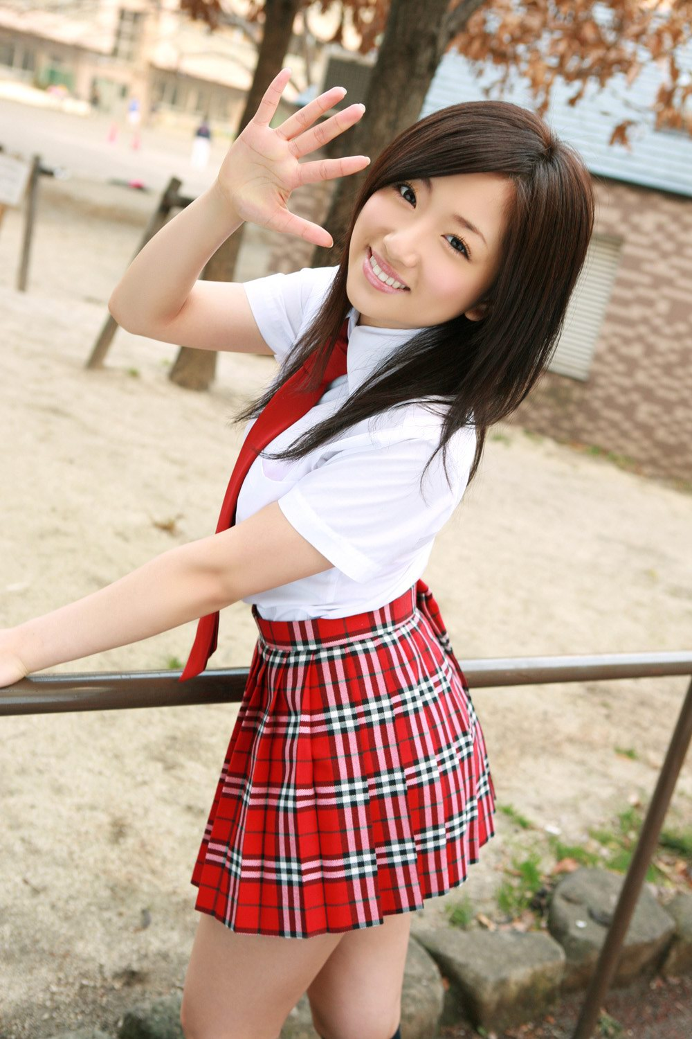Time become pretty asian school girls share your
